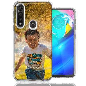 Personalized Motorola Moto G Power 6.4 (2020) Case Custom Photo Image Phone Cover