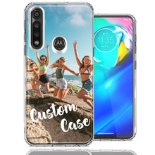 Load image into Gallery viewer, Personalized Motorola Moto G Power 6.4 (2020) Case Custom Photo Image Phone Cover