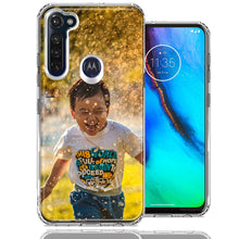 Load image into Gallery viewer, Personalized Motorola Moto G Stylus Case Custom Photo Image Phone Cover