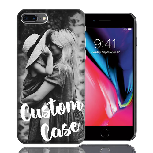 Personalized Apple iPhone 6 Plus Case - Custom Photo Image Phone Cover Add Your Own Image Picture