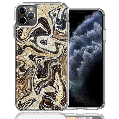 Apple iPhone 11 Pro Snake Abstract Design Double Layer Phone Case Cover