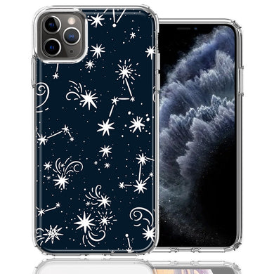 Apple iPhone 11 Pro Stargazing Design Double Layer Phone Case Cover