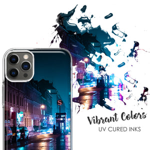 "Personalized Apple iPhone 12 Pro 6.1"" Case Custom Photo Image Phone Cover Add Your Own Pictures Logos"