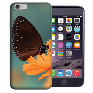 "Apple iPhone 7 & iPhone 8 4.7"" Butterfly Design TPU Gel Phone Case Cover"