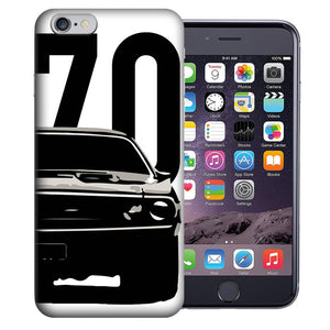 "Apple iPhone 7 & iPhone 8 4.7"" 1970 Challenger Design TPU Gel Phone Case Cover"