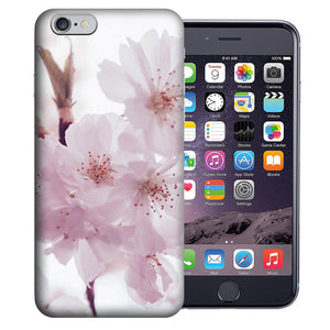 "Apple iPhone 7 & iPhone 8 4.7"" Cherryblossom 2 Design TPU Gel Phone Case Cover"