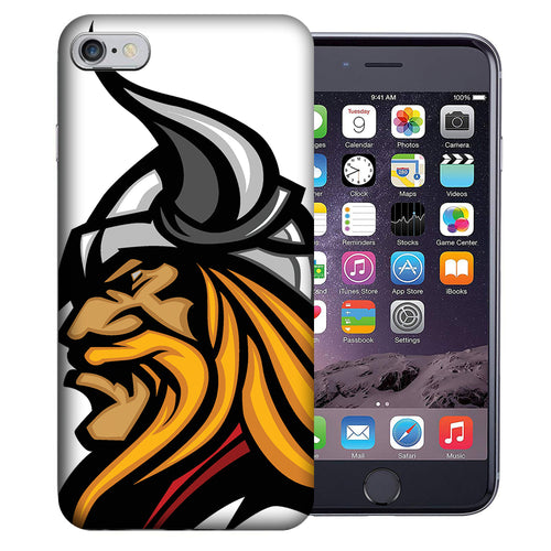 Apple iPhone 7 / 8 4.7 Inch Custom UV Printed Design Case - Viking Design Cover