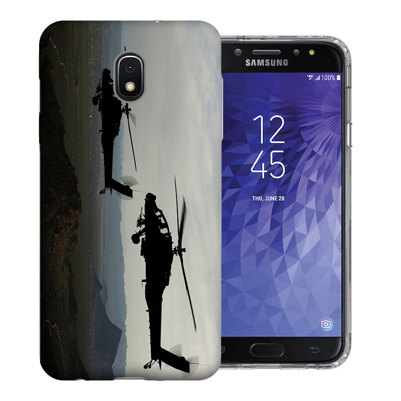 Samsung Galaxy J3 J337 2018 Black Hawk Case Cover Cover