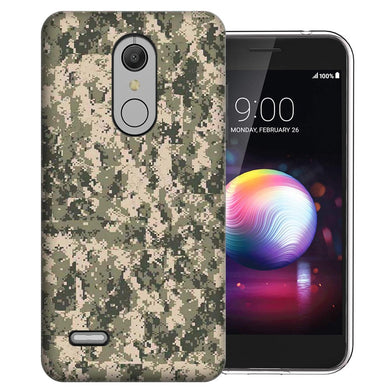 MUNDAZE LG Stylo 5 Digital Camo Design Phone Case Cover
