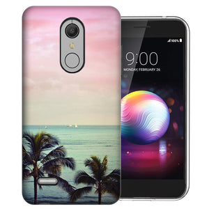 MUNDAZE LG Stylo 5 Vacation Dreaming Design Phone Case Cover