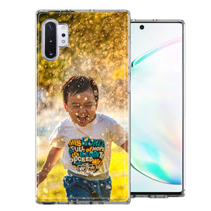 Personalized Samsung Galaxy Note 10 Plus Case Custom Photo Image Phone Cover