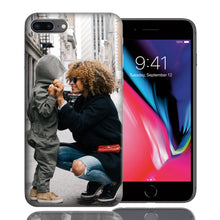 Load image into Gallery viewer, Personalized Apple iPhone 6S Case - Custom Photo Image Phone Cover Add Your Own Image Picture