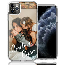 Load image into Gallery viewer, Personalized Apple iPhone 11 Pro Max Case Custom Photo Image Phone Cover Add Your Promotional Company Logo