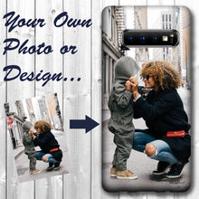 Load image into Gallery viewer, Personalized Samsung Galaxy S10 Plus Case Custom Photo Image Phone Cover
