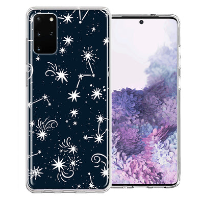 Samsung Galaxy S20 Stargazing Design Double Layer Phone Case Cover