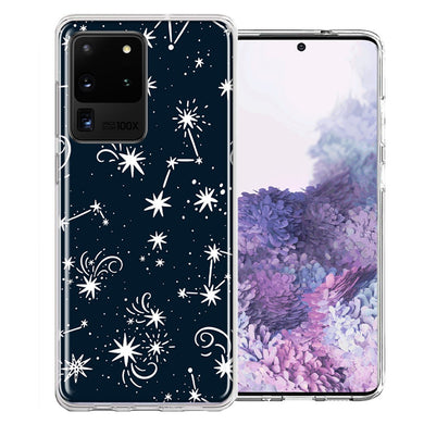 Samsung Galaxy S20 Ultra Stargazing Design Double Layer Phone Case Cover