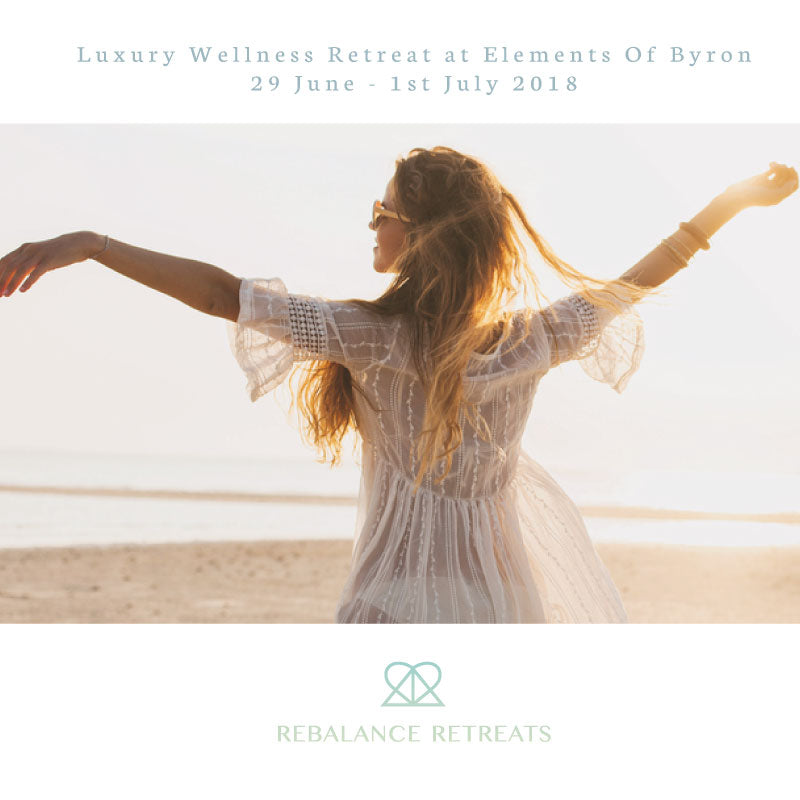 Rebalance Retreat In Byron Bay AU - 29th- 30th June & 1st July 2018