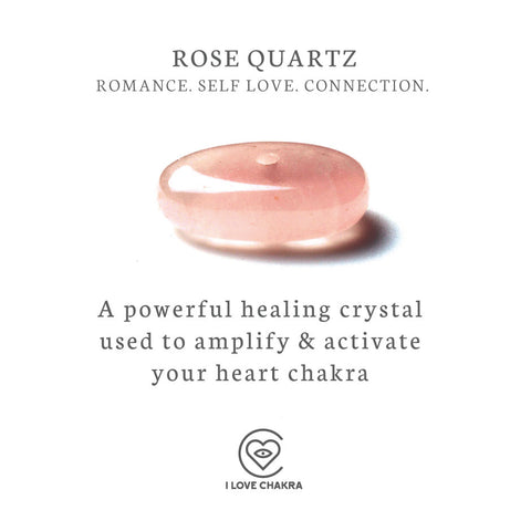 Rose Quartz crystal meanings