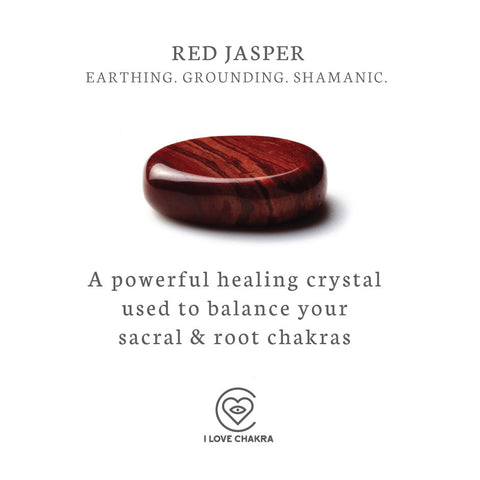 red jasper crystals and their meanings