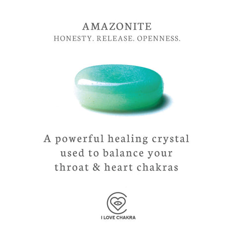 amazonite crystals and meanings