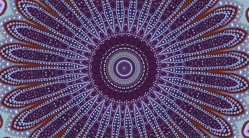 Third eye chakra mandala meditation download - i Love Chakra