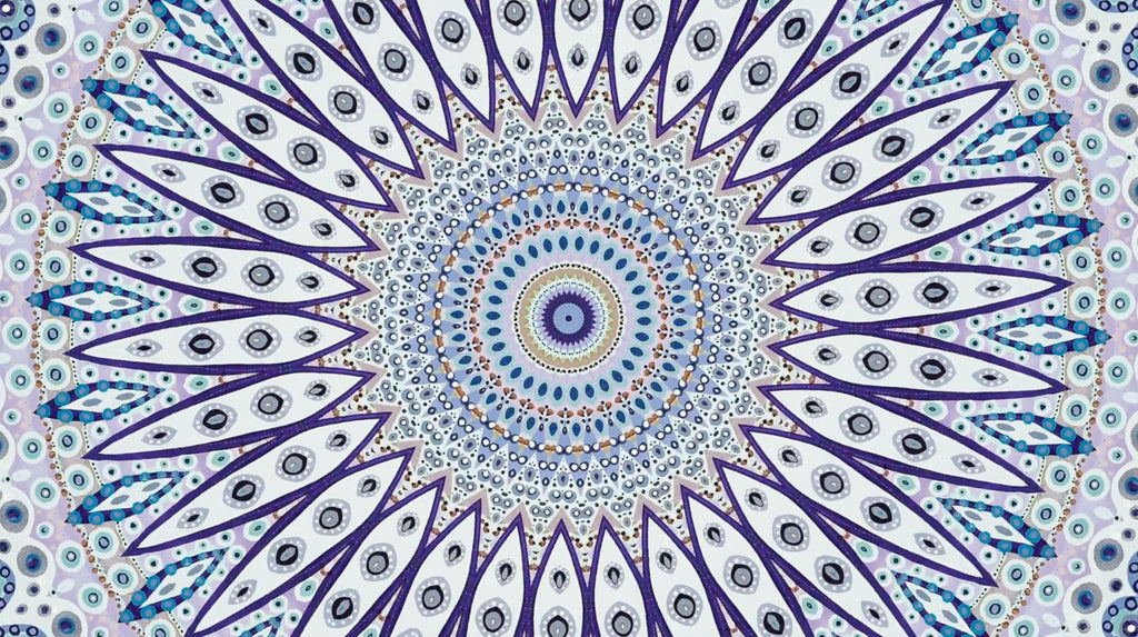 crown chakra mandala meditation download - i Love Chakra