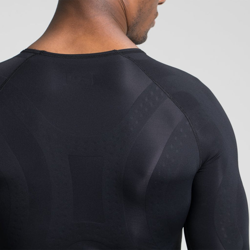 E75 MEN'S COMPRESSION LONG SLEEVE T-SHIRTS