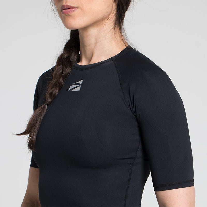 E75 WOMEN'S COMPRESSION SHORT SLEEVE T-SHIRTS