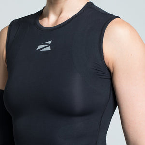 E75 WOMEN'S COMPRESSION TANK TOP