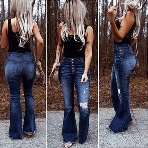 Obsession Flare Denim