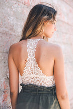 Load image into Gallery viewer, Daisy Lace Bralette