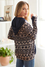 Load image into Gallery viewer, Aztec Hoodie