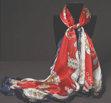 Load image into Gallery viewer, Sassy Silk Scarf