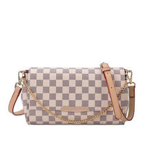 Load image into Gallery viewer, Checkered Crossbody