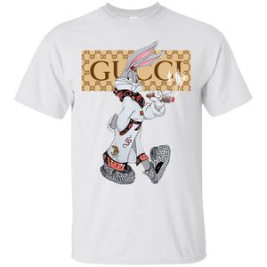dd9a4884225 Looney Tunes Rabbit Bunny G200 Cotton T-Shirt
