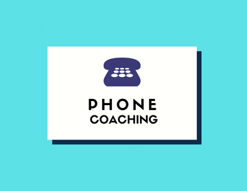Phone Coaching - 3 sessions