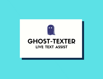 Ghost-texter