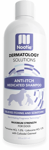 Anti-Itch Medicated 8 oz Shampoo