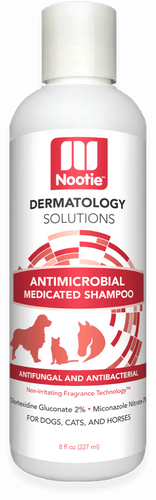 Antimicrobial Medicated Shampoo 8 oz.