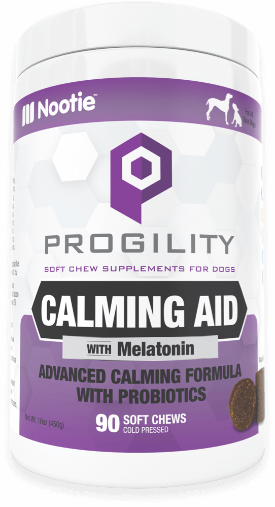 Progility Calming Soft Chew Supplements for Dogs
