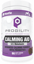 Load image into Gallery viewer, Progility Calming Aid Soft Chew Supplements for Dogs