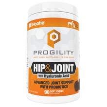 Load image into Gallery viewer, Progility Hip & Joint Soft Chew Supplements for Dogs