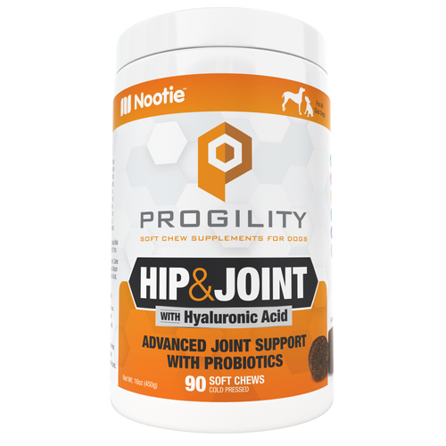 Progility Hip & Joint Soft Chew Supplements for Dogs