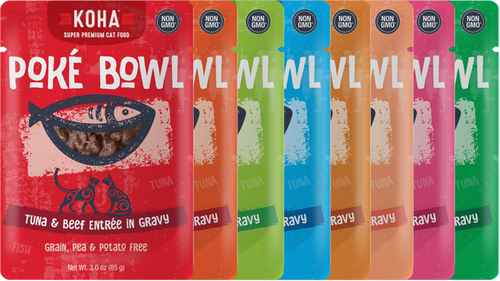 Poké Bowl Trial Pack
