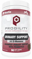 Progility Urinary Support Soft Chew Supplements for Dogs