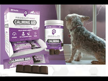 Load and play video in Gallery viewer, Progility Calming Aid Soft Chew Supplements for Dogs