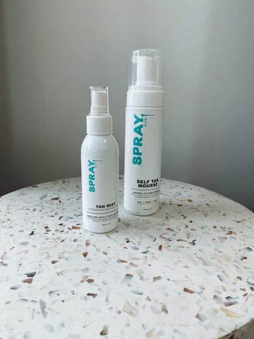 Cruelty-free tan made with natural Australian ingredients