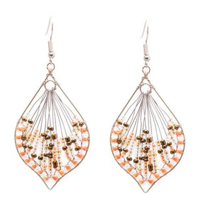 Cleo Earrings - Rose - Lucias Imports (J)