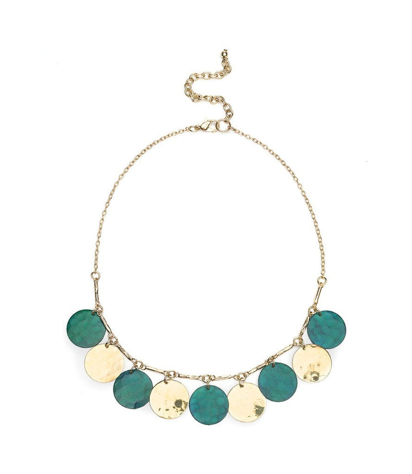 Devika Ancient Market Necklace - Matr Boomie (Jewelry)