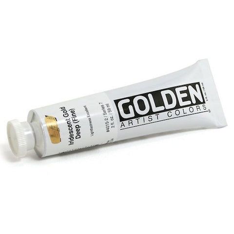 Golden Heavy Body Acrylics - 60ml Tubes